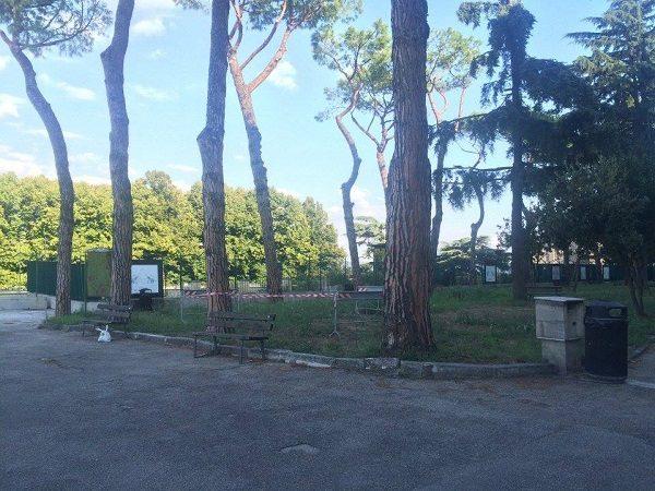 Parco dei quartieri spagnoli