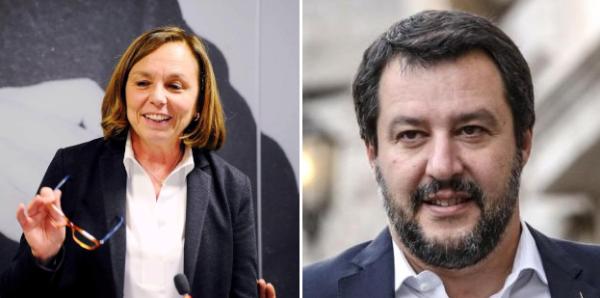 luciana lamorgese matteo salvini migranti accordo malta