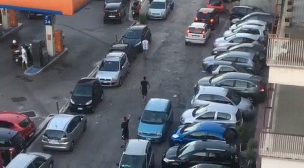 parcheggiatori abusivi napoli liverpool