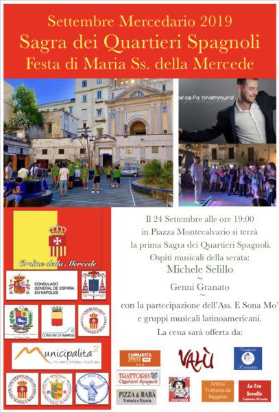 sagra dei quartieri spagnoli