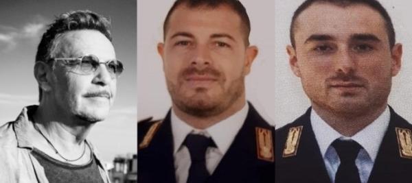 alan sorrenti poliziotti uccisi trieste