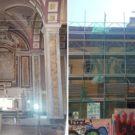chiesa cosma e damiano restauro