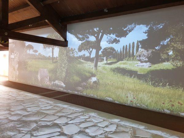 circuito archeologico dell'antica capua
