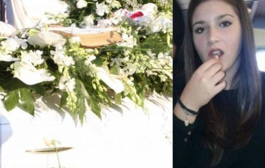 giorgia saija funerali