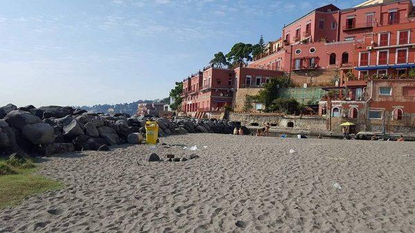spiaggia delle monache
