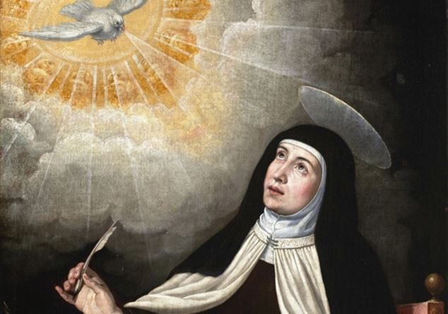 15 ottobre, Santa Teresa d'Avila: compatrona di Napoli e protettrice ...