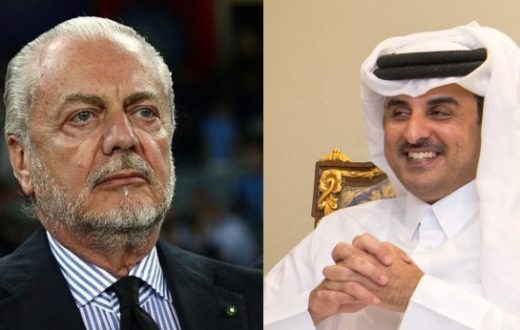 al thani de laurentiis