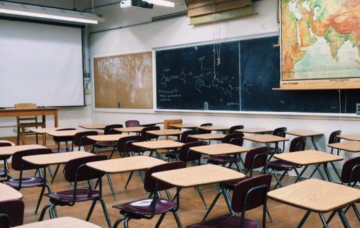 banchi scuola, De Amicis