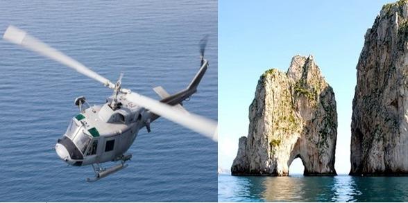 capri elicottero