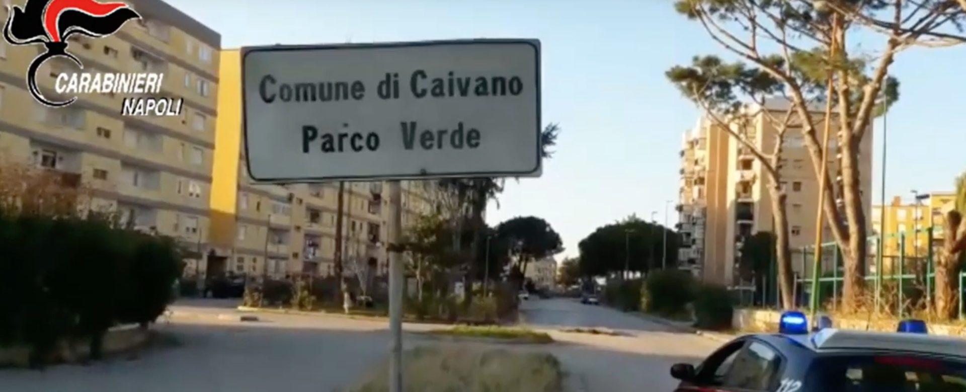 Imponevano pizzo e mozzarelle: 17 arresti al Parco Verde di Caivano