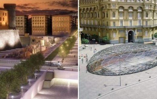 stazioni municipio duomo scavi archeologici
