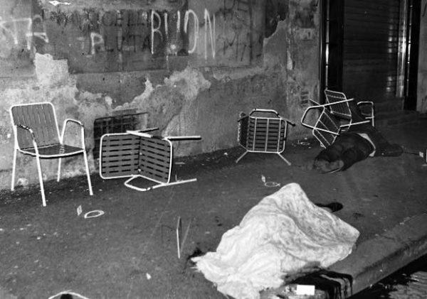strage bar sayonara ponticelli 11 novembre 1989
