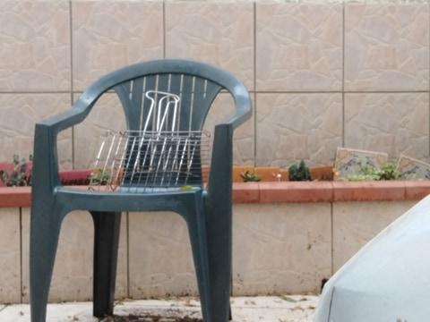 terrazzo Sanità griglia