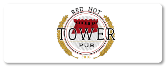 Red Hot Tower - pulsante