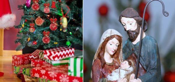 albero natale presepe 8 dicembre