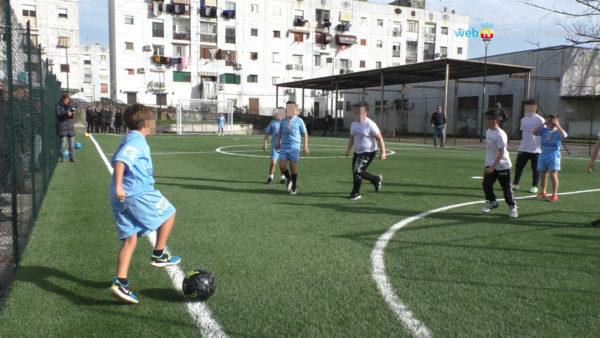campetto calcio case celesti