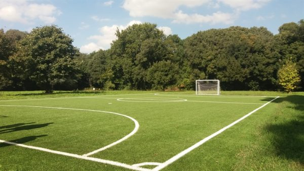 campo calcio bosco capodimonte