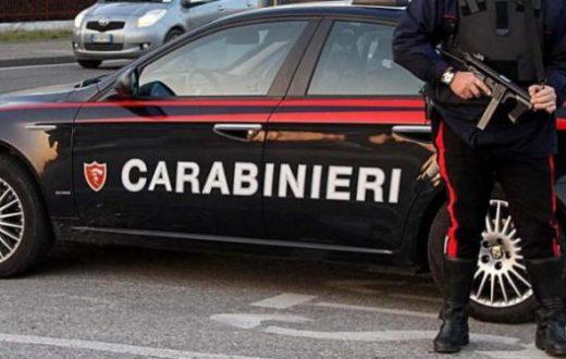 carabinieri Portici Coronavirus