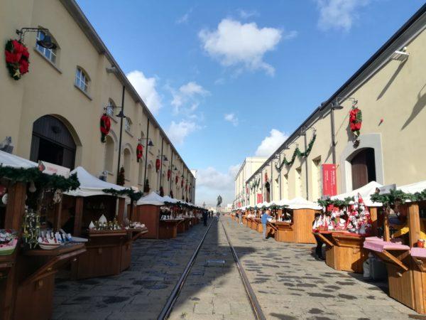 mercatini di natale a pietrarsa