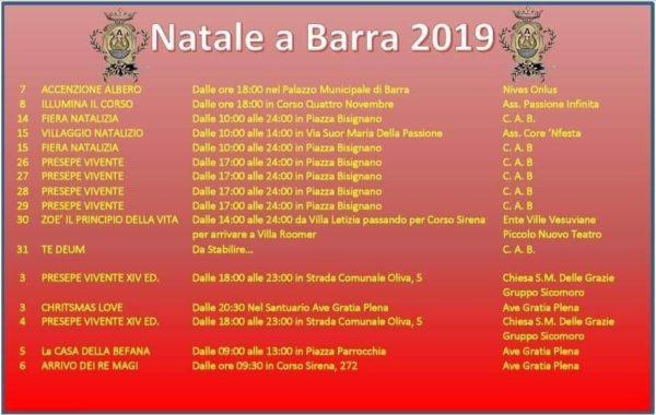 natale a barra 2019
