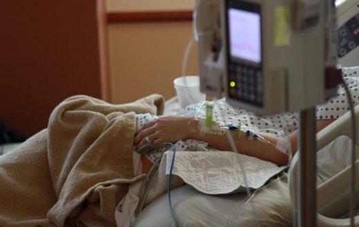 ricovero ospedale terapia intensiva coma