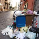 spazzatura Quartieri Spagnoli