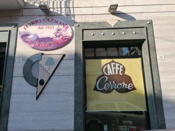 Esterno Caffè Cerrone