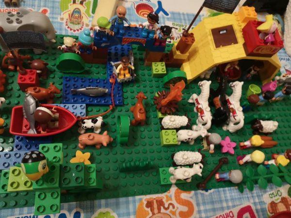Presepe Lego