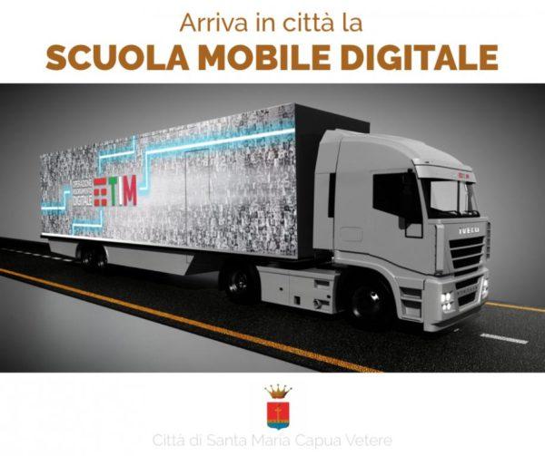 Scuola Mobile Digitale Santa Maria Capua Vetere