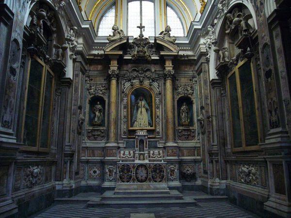 cappella madonna zi andrea