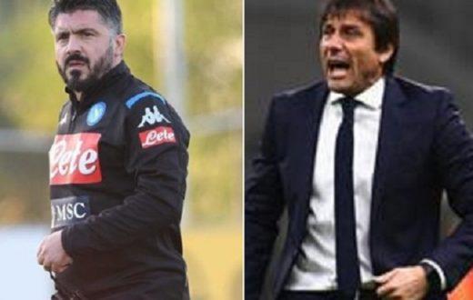 Coppa Itala, Napoli-Inter