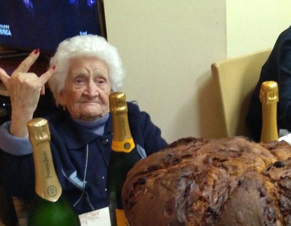 nonna erminia testa 104 anni