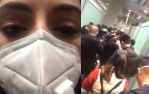 passeggeri italiani bloccati cina