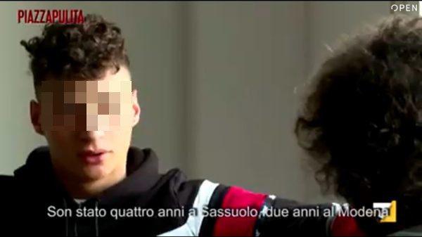 salvini citofono 17enne accusato di spaccio