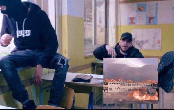 scuola videoclip