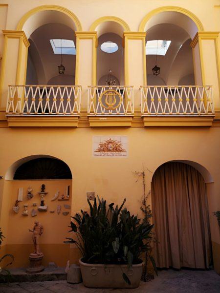 Palazzo San Carlo