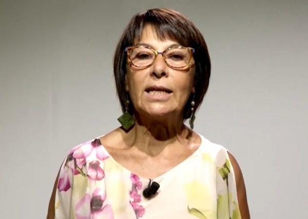 La dottoressa Amalia Bruni, direttrice del Centro regionale di neurogenetica di Lamezia Terme