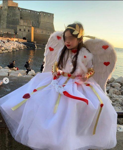 costumi carnevale cupido