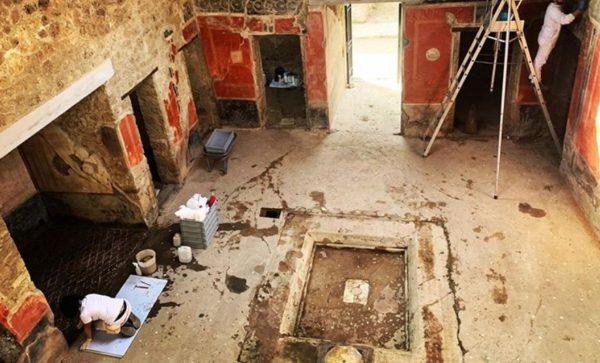 franceschini a pompei