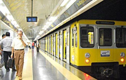 ANM linea 1 metro napoli