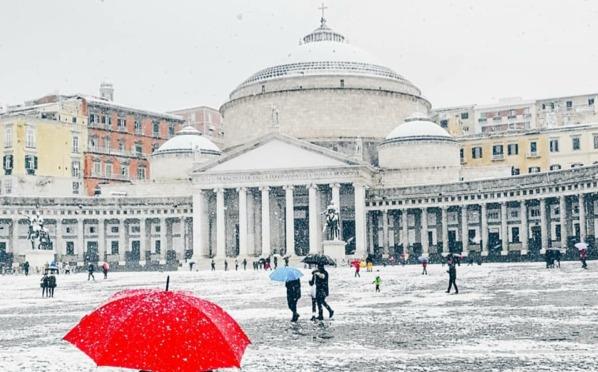 allerta neve 13 febbraio