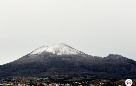 vesuvio neve 5 febbraio 2020