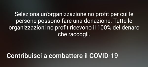 instagram covid-19