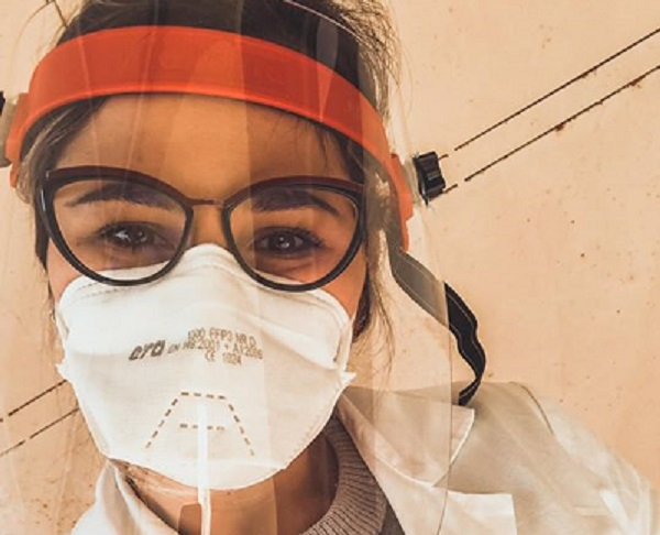 Coronavirus farmacista