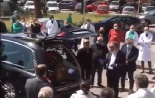 Coronavirus funerale sindaco