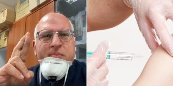"""Coronavirus, Ascierto: """"Positivi test su vaccini. Li sperimenteremo a Napoli"""""""