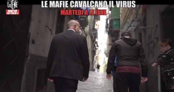 coronavirus iene napoli
