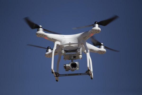 droni polizia assembramenti
