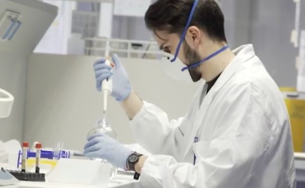 Coronavirus medico