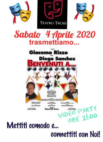 video teatro party